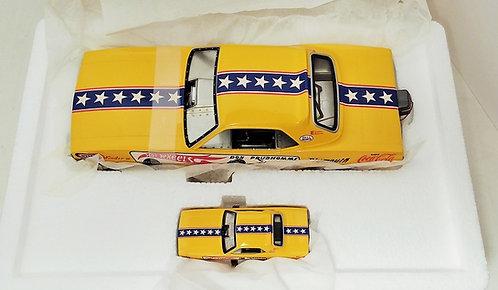 Don Prudhomme The Snake HOT WHEELS Legends Series 2 car set 1/24 & 1/64 Mattel
