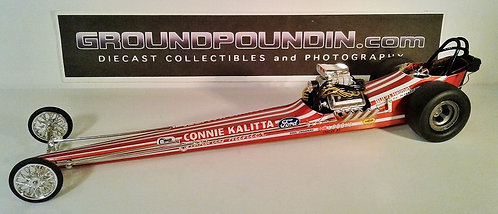 From 1320 Connie Kalitta Front Motored NHRA Top Fuel Dragster 1/24