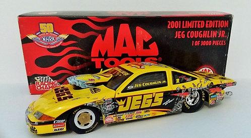 2001 Jeg Coughlin Jr. Jeg's Mail Order Chevrolet Cavalier NHRA Pro Stock 1/24