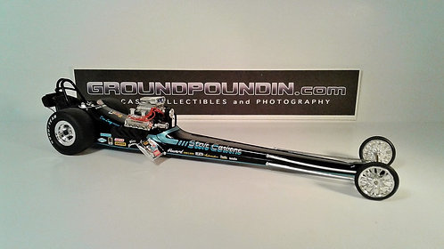 From 1320 Steve Carbone NHRA Front Motored Top Fuel Dragster 1/24
