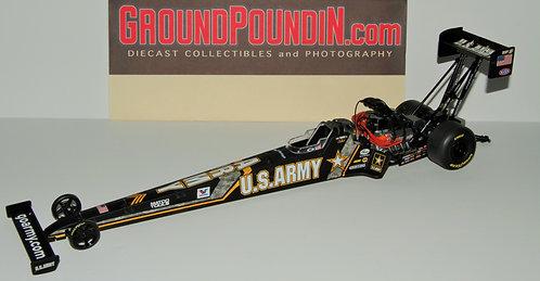 "2012 Tony Schumacher ""U.S. ARMY"" NHRA Top Fuel Dragster"