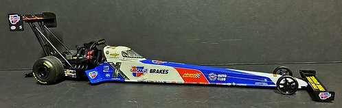 UN-NUMBERED 2019 Brittany Force CARQUEST BRAKES NHRA Top Fuel Dragster
