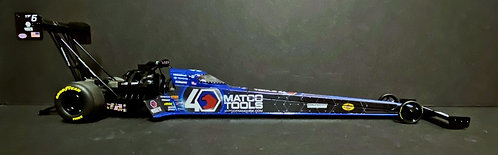 AUTOGRAPHED W-COA 2019 Antron Brown Matco Tools 40th Anniv. Top Fuel Dragster