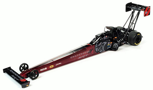 NEW PRE-ORDER!!! 2021 Leah Pruett DODGE SRT HELLCAT NHRA Top Fuel Dragster