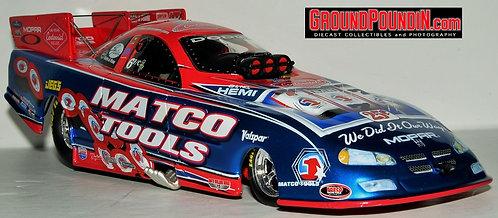 LIQUID COLOR 2005 Whit Bazemore Las Vegas 100th Anniversary NHRA Dodge Funny Car