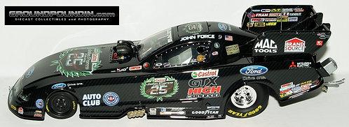 2011 John Force Castrol 2010 Championship Winning Car NHRA Mustang Funny Car