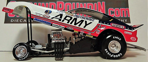 "Don Prudhomme ""The Snake"" 1978 ARMY Plymouth Arrow NHRA Funny Car 1/24"