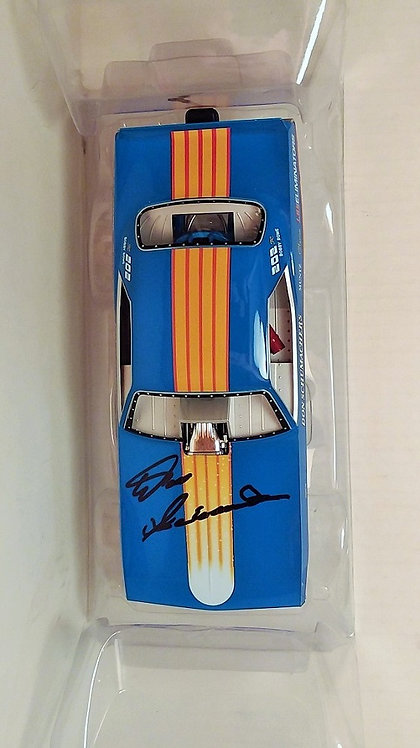 1/18th Autographed W-COA Don Schumacher STARDUST Plymouth Barracuda Funny Car