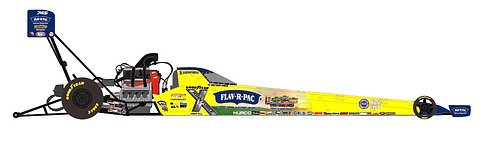 CANCELED 2021 Brittany Force FLAV R PAC Top Fuel Dragster