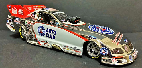 1 of 25 Autographed PLATINUM 2007 Robert Hight AAA Ford Mustang Funny Car