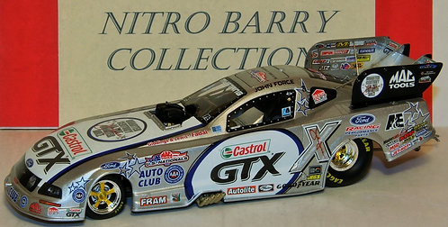 ANOTHER SUPER RARE UN-NUMBERED Mac Tools 2006 John Force Indy Castrol Funny Car