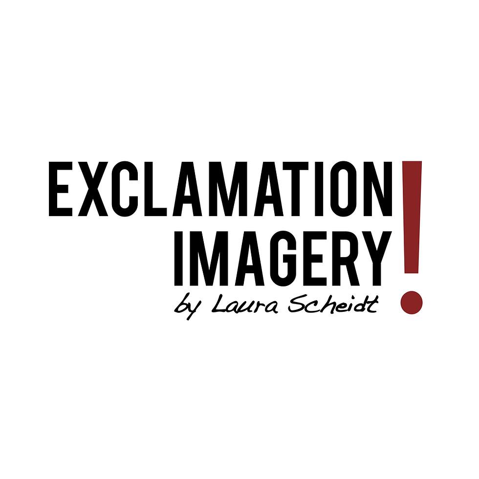 Exclamation Imagery Logo