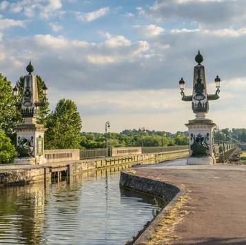 Pont canal de Briare.