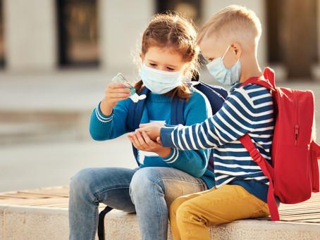 COVID-19 Protocol for children.