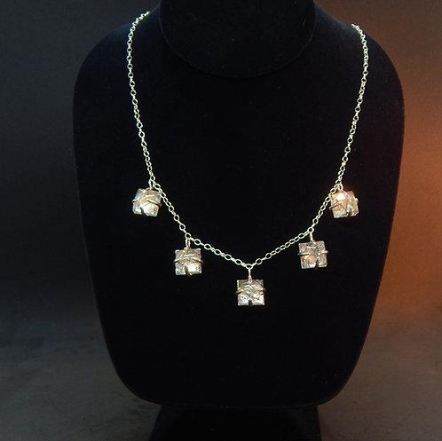 Tourmalated Quartz Necklace