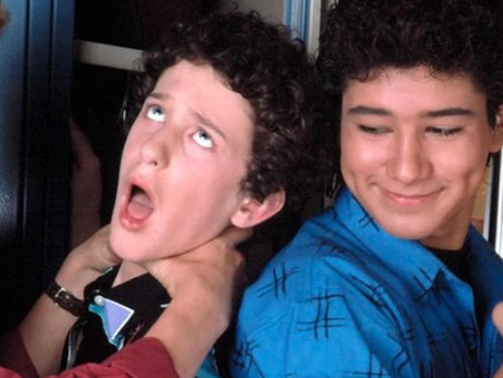 """""""SAVED BY THE BELL"""" SCREECH PASSES AT 44 YEARS OLD"""