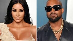 Kanye West and Kim Kardashian now getting a divorce.