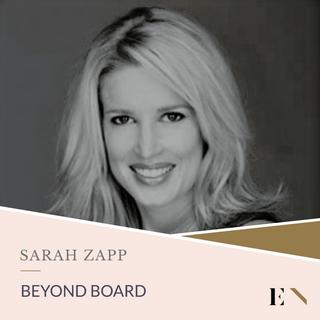 SARAH ZAPP