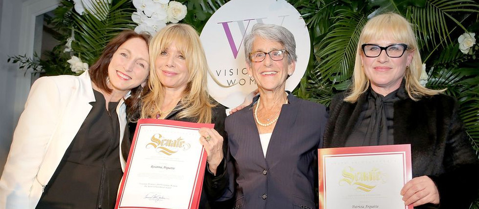 Visionary Women is Offering Memberships For 5 ENTITY Alums!