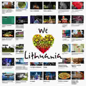 WeLoveLithuania puslapis