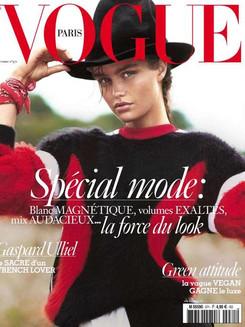 Vogue Paris October