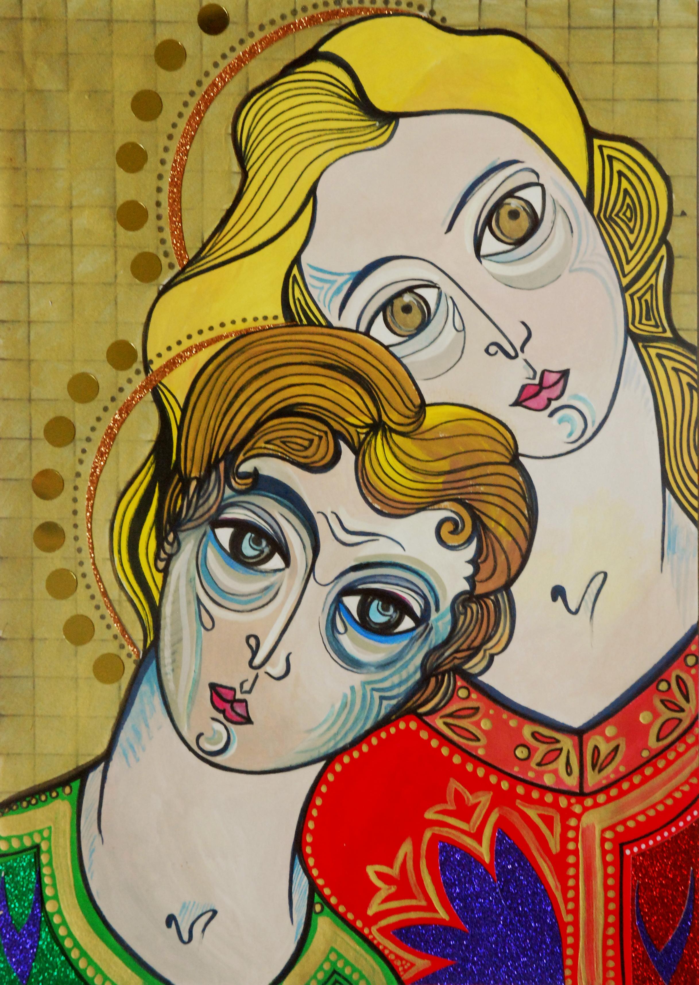 La Communion - Jean et Marie-Madeleine