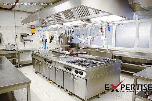 Cozinha Industrial - Porto Alegre