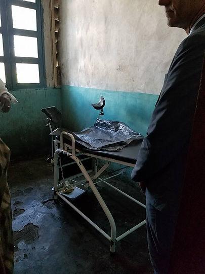 report of summer 2018 hospital birthing