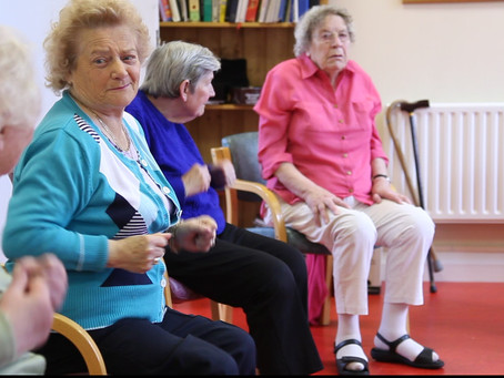 Is exercise beneficial for Older Adults?