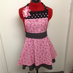 BARBIE APRON