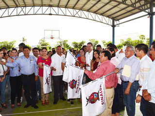 Visita del Gobernador de nuestro Estado el Lic. Quirino Ordaz Coppel a nuestra Universidad