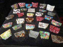 free bag with purchase! small pouch