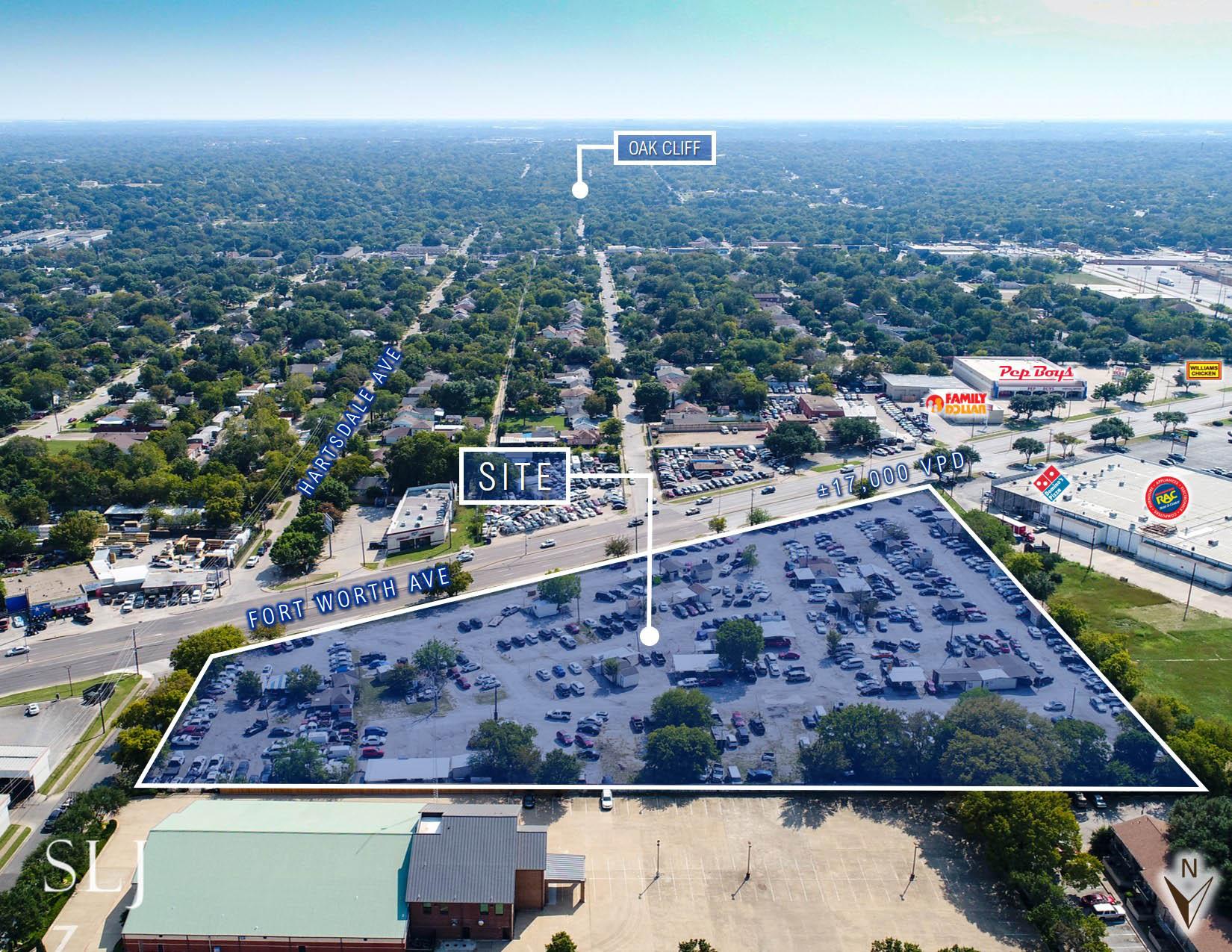 3007-3011 Fort Worth Ave, Dallas, TX