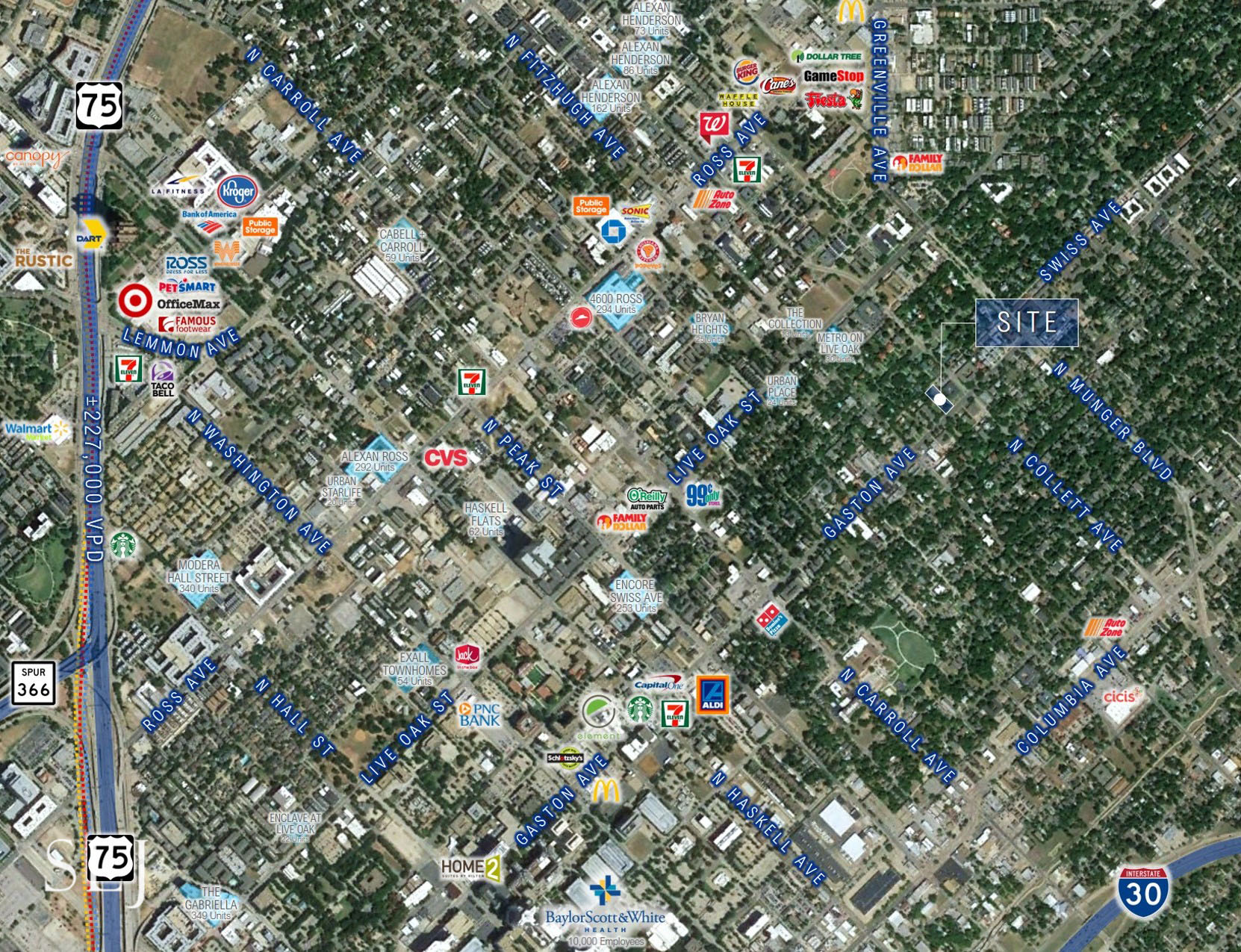 4927 Gaston Ave, Dallas, TX