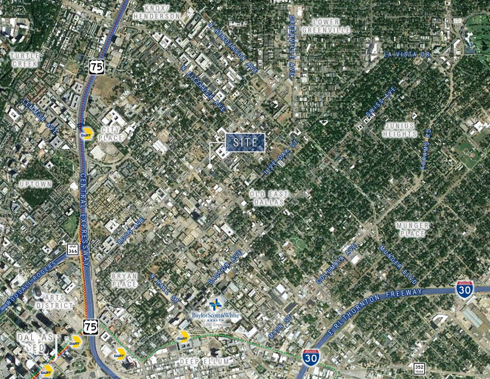 4511 San Jacinto St, Dallas, TX