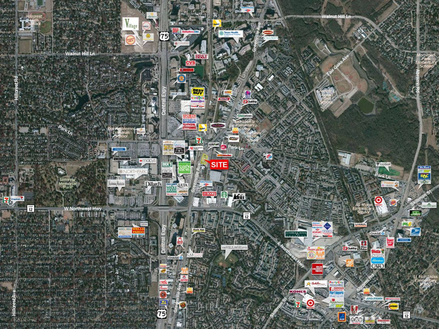 6846-6850 Greenville Ave, Dallas, TX