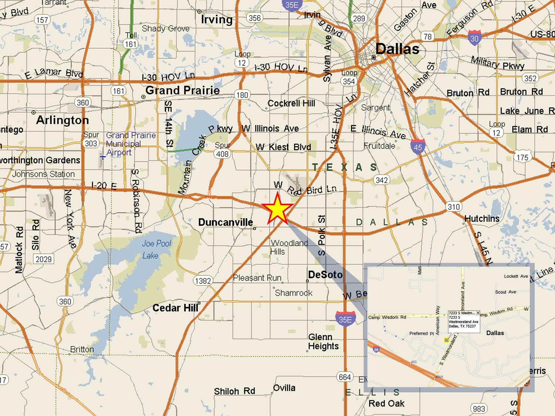 7233 S Westmoreland Rd, Dallas, TX