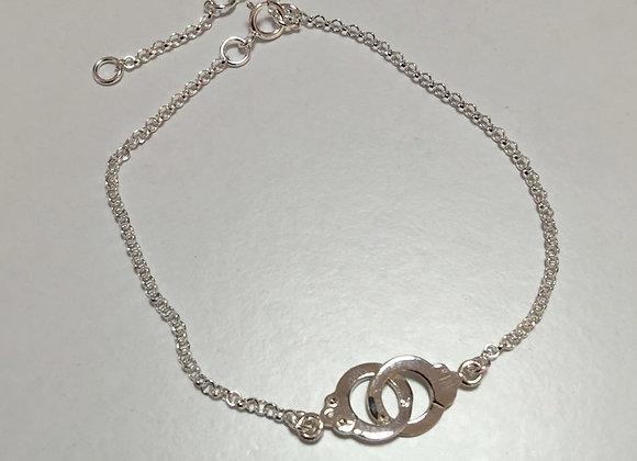 Bracelet Fifty Shades en Argent