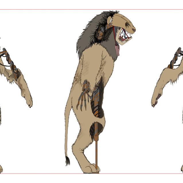 Leon the Lion 2