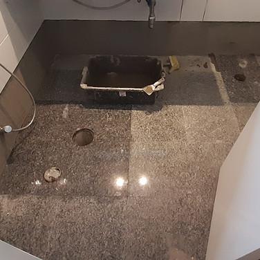 Banheiro (pisos)