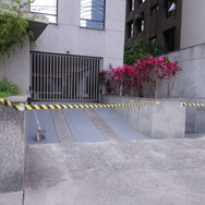 Rampa do Estacionamento