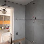 Banheiro Social (Revestimentos)