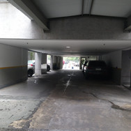 Garagem principal