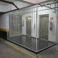 Hall de elevadores subsolo