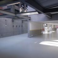 Garagem principal vista 1