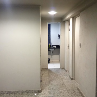 Hall do Mezanino (Layout Antigo)