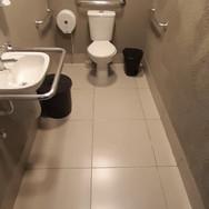 Banheiro Galeria (Banheiro Novo)