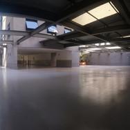 Garagem principal vista 2