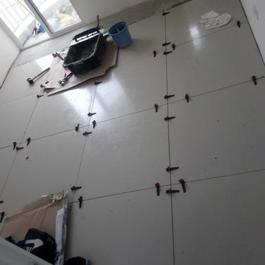 Suíte Principal (Instalação)
