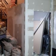 Banheiro Galeria (Drywall)